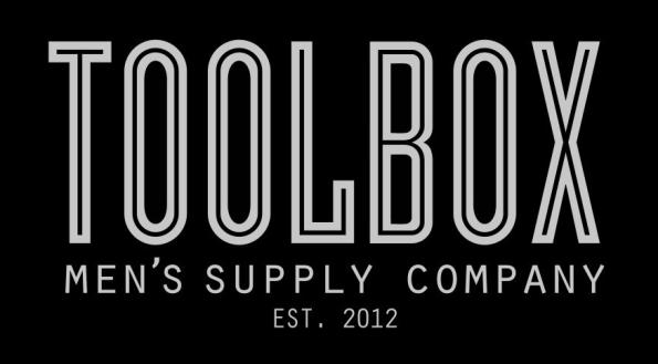 Toolbox logo black