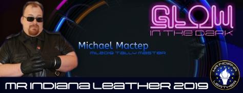 MIL2019 Tally Master Michael MacTep