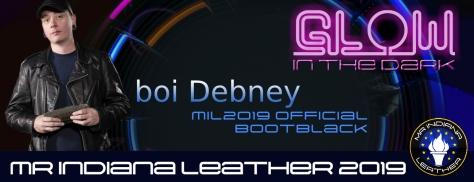 MIL2019 Bootblack boi Debney
