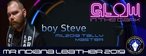 MIL2019 boy Steve Tally Master
